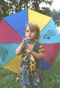 Рулёва Виктория, 3 годика