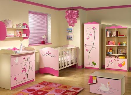 Дизайны детских комнат 2.