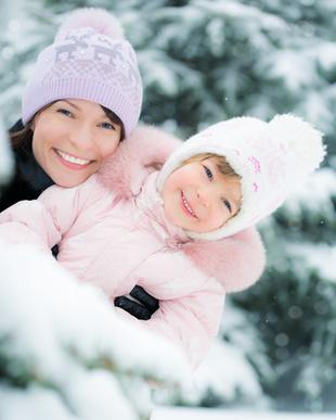 Рейма и Куома: финская зимняя одежда для детей